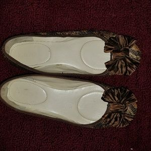 ENZO ANGIOLINI BALLET SHOES
